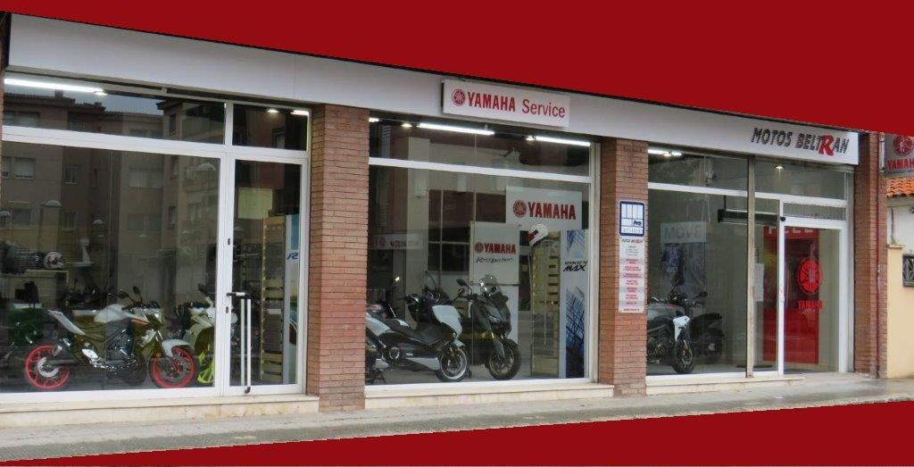 Tienda de Motos Yamaha Santa Perpetua- Motos Beltran